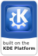 Built on the KDE Platform